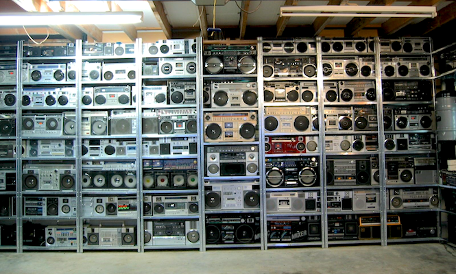 One Of The World S Largest Boombox Collections Goes On Sale