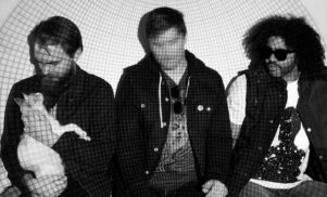 Noise rap trio clipping. return with Splendor & Misery album