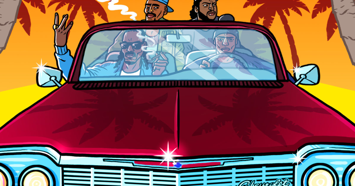The 30 Best G Funk Tracks Of All Time