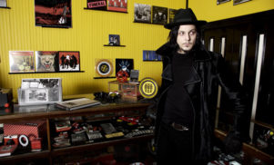 Jack White details his mission to play the first vinyl record in space