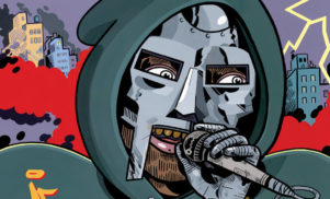 MF DOOM's Operation Doomsday reissued on red and black vinyl