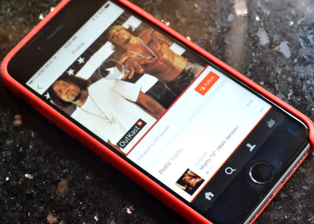 SoundCloud adds format for albums