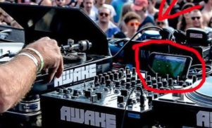 DJ caught watching Euro 2016 on his phone during festival set responds after going viral