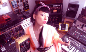 Kiki Hitomi of King Midas Sound releases debut solo album of enka reggae, Karma No Kusari
