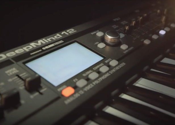 Behringer details Wi-Fi-enabled DeepMind12 polyphonic synth