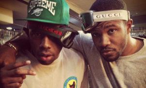 Frank Ocean is street racing with Tyler instead of releasing his album