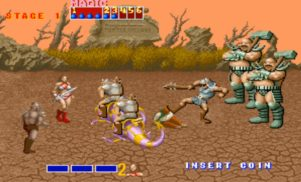 This genius has rigged a drum kit to play the theme from Sega's Golden Axe