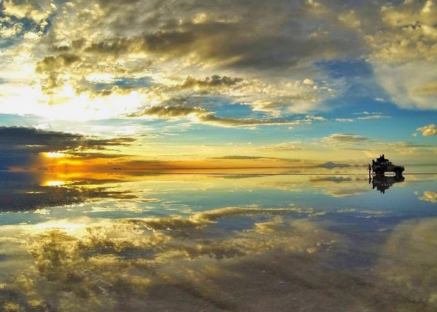 Stars Of The Lids' Adam Wiltzie soundtracks the wondrous Salar de Uyuni in Salero