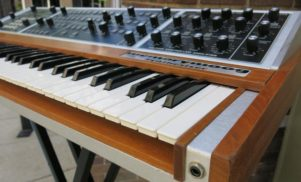 Bob Moog Foundation holds $25 raffle for $6,500 Memorymoog synth