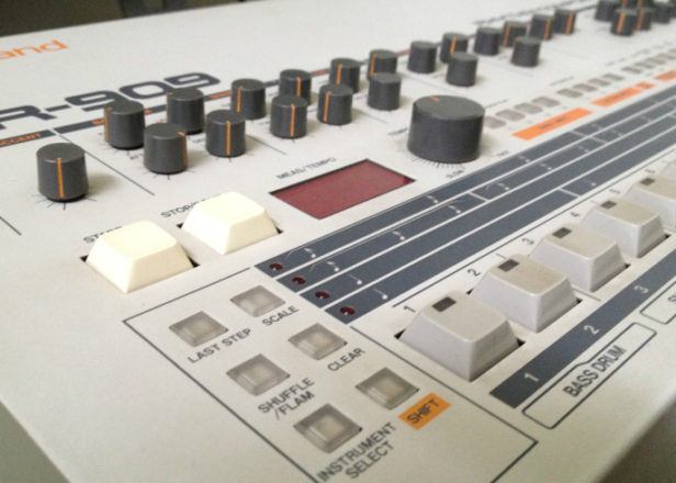 Roland hints at launch of new TR-909-inspired drum machine