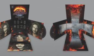 Black Sabbath to release crucifix-shaped vinyl box set