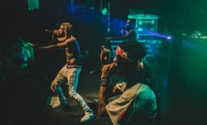 Flatbush Zombies bring mayhem to a sold-out London KOKO – in photos