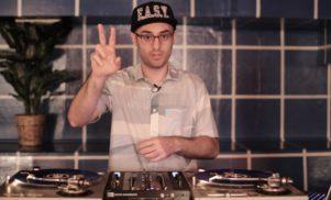 Watch DJ Shiftee's epic turntablism tutorial