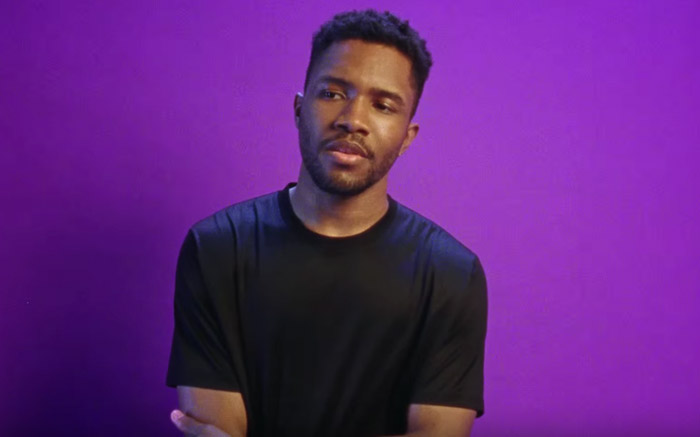 Frank Ocean is still holding on to a ton of unreleased material