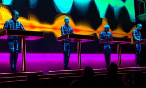 Kraftwerk announce their first full UK tour in 13 years