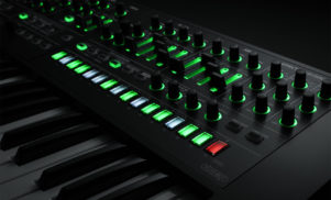 Roland's huge new AIRA synth gives you a classic Jupiter-8 and Juno-106 inside