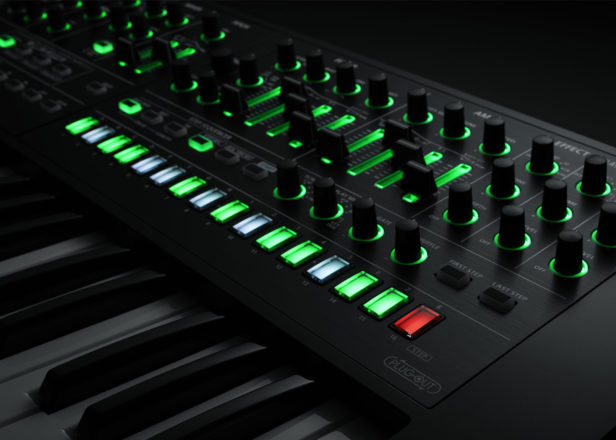 Roland's huge new AIRA synth gives you a Jupiter-8 and Juno-106 inside