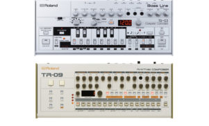 Roland confirms reissue of classic TB-303 and TR-909 instruments