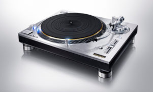 Technics' updated SL-1200 turntable to go on general sale this month
