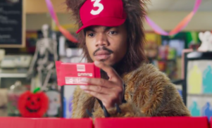 Chance the Rapper plays Chance the Wrapper in new Kit Kat commercial
