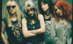 Watch the trailer for Pretend We're Dead, the documentary about punk trailblazers L7