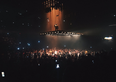 Kanye West Announces Dates For The Second Leg Of Saint Pablo Tour