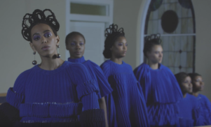Solange shares two new videos for 'Don't Touch My Hair' and 'Cranes in the Sky'