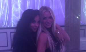 "Tinashe announces collaboration with ""my idol"" Britney Spears"