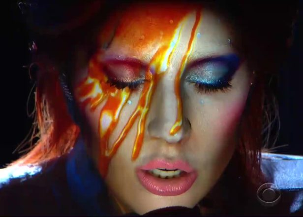 "David Bowie drummer says he and Tony Visconti turned down ""tacky"" Gaga's Grammys tribute"