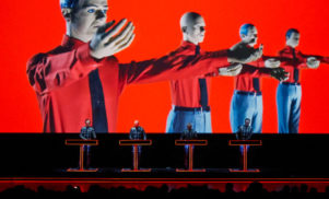 Kraftwerk add extra show at London's Royal Albert Hall to 2017 tour