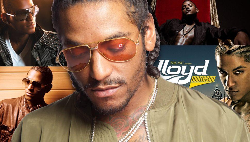 Who is r b singer lloyd dating