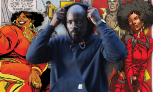 In Luke Cage's Harlem, a superhero exposes hip-hop's erasure of black women
