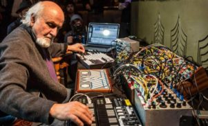 Morton Subotnick, Kevin Drumm & Jason Lescalleet and Áine O'Dwyer to play St John Sessions in London