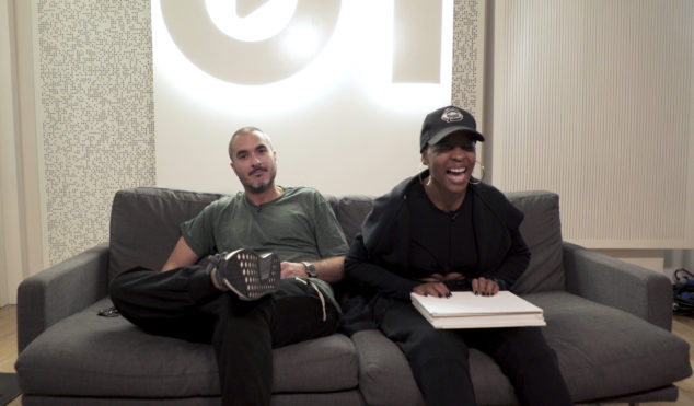 Zane Lowe and Julie Adenuga – Singles Club