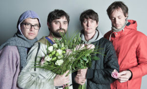 Animal Collective share new track 'Mountain Game' recorded for Red Dead Redemption
