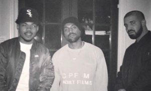 Chance The Rapper prays for Kanye West, covers Drake on Radio 1Xtra