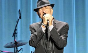 Leonard Cohen: Music world pays tribute after legendary songwriter dies aged 82