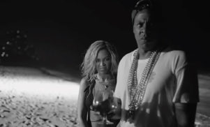 Beyoncé sued for use of the Roc-A-Fella logo in 'Drunk in Love' video