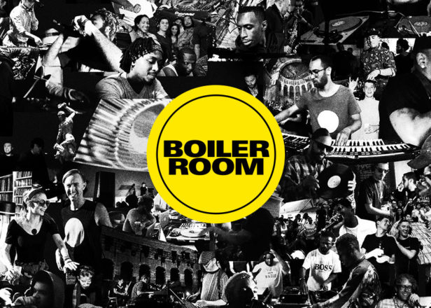Boiler Room has re-launched its iOS app and the archive is loaded