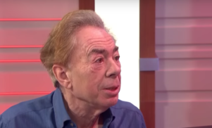 "Andrew Lloyd Webber claims he discovered Rihanna but chose not to ""bring her back"""