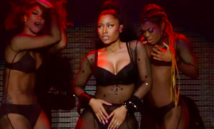Watch a teaser of new Nicki Minaj The Pinkprint documentary