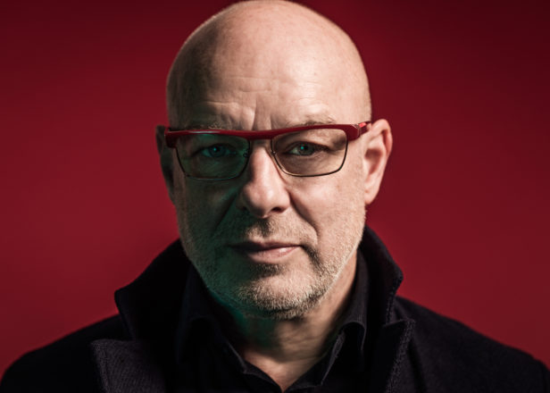 Brian Eno's next album does not end
