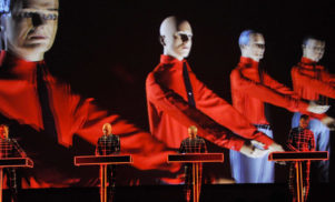 Kraftwerk add two dates to sold out UK tour