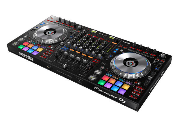 Pioneer DJ announces new high-end controller for Serato DJ