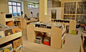 Berlin's Record Loft store is closing down