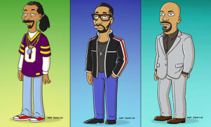 Snoop Dogg, RZA and Common to guest on hourlong episode of The Simpsons