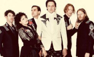 Arcade Fire collaborate with Mavis Staples on ACLU charity single 'I Give You Power'