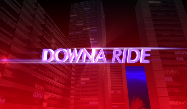 Watch Big Dope P's hyperactive club visuals for 'Downa Ride'