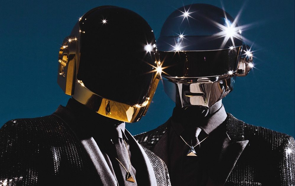 You need this 1000-track playlist of songs that inspired Daft Punk