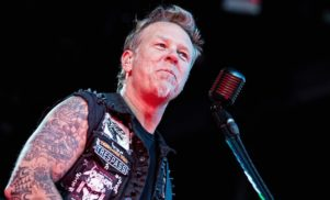Metallica's James Hetfield discusses working with Lou Reed on Marc Maron's WTF? podcast